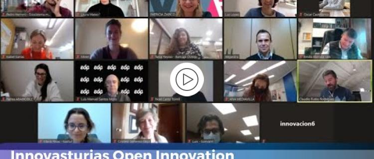 Embedded thumbnail for A retos individuales, soluciones conjuntas: Innovasturias Open Innovation